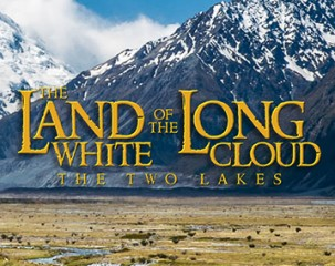 Land of the Long White Cloud Part 2: The Two Lakes — New Zealand