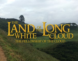 Land of the Long White Cloud Part 1: Fellowship of the Cloud – New Zealand