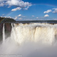 Devil's Throat Iguazu Spray