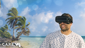 VR Relaxation Programming VR Nature